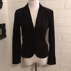 Zara Basics corduroy blazer Size Medium